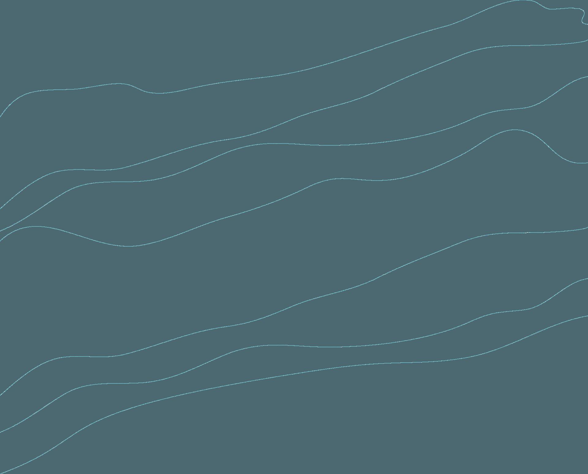 ligne topographique, texture