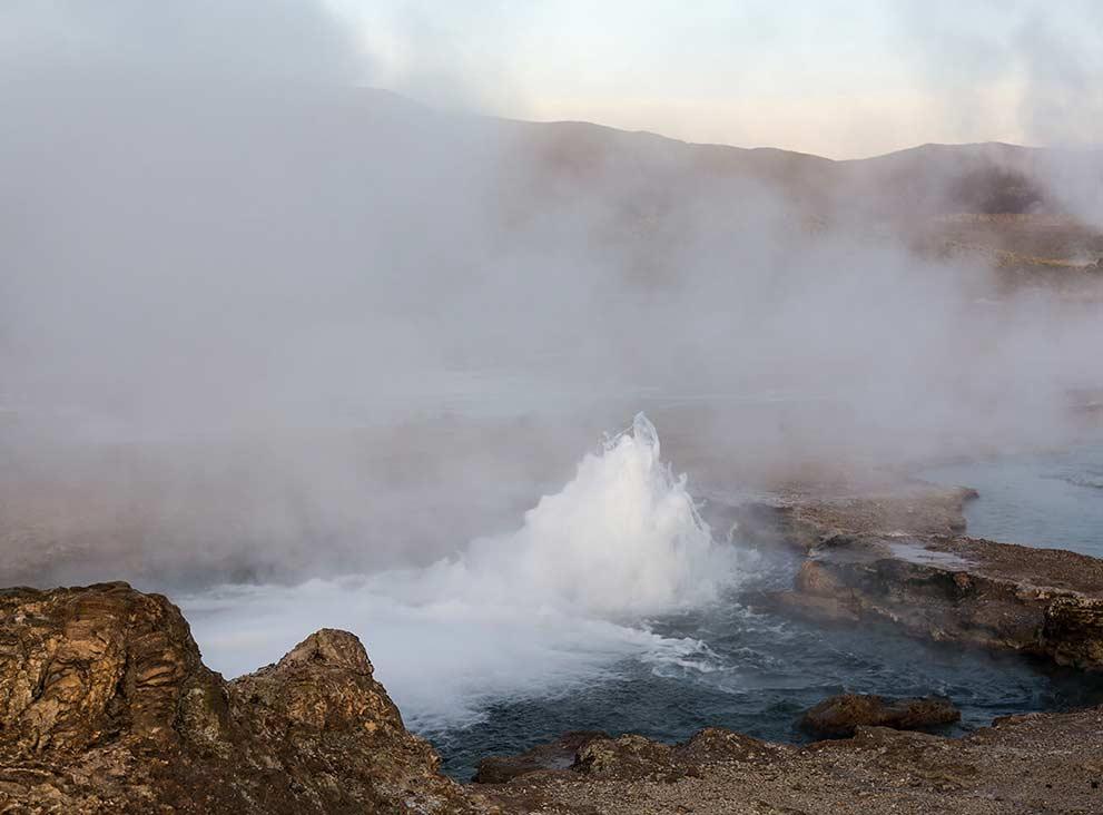 thermal cycle, thermal spring