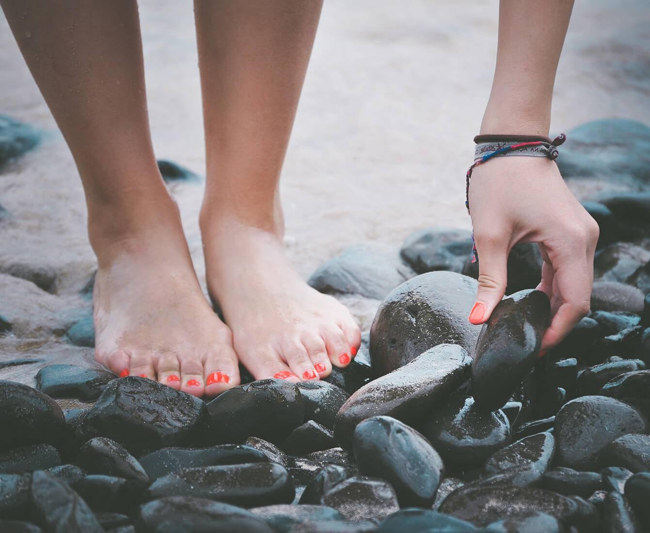 Soin des pieds - Shellac